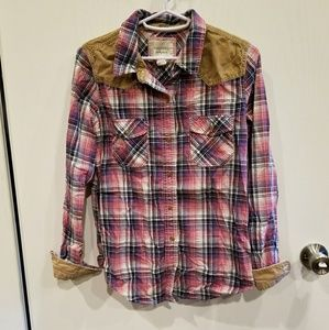 Forever 21 Button down flannel